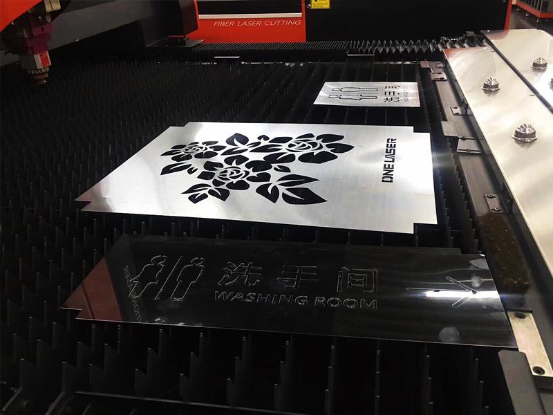 激光切割板件管件