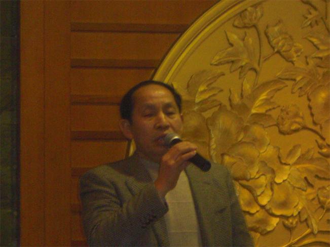 2009年新春團拜會
