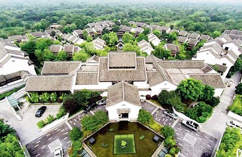 杭州西溪悦榕庄酒店