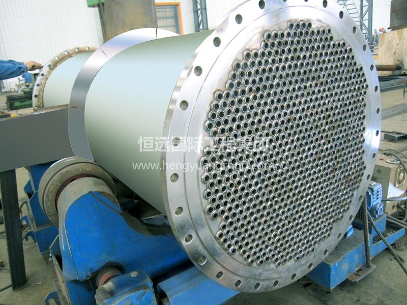 雙相鋼換熱器S22253