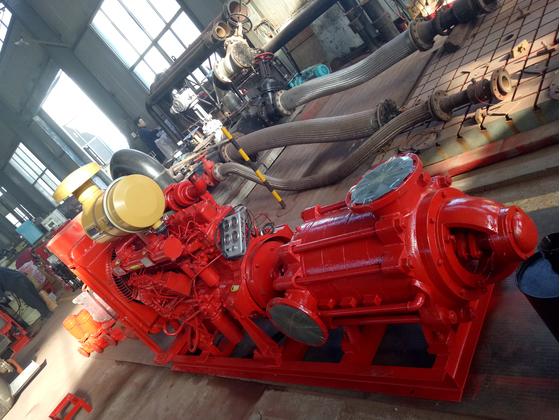 XBC全自動柴油機消防泵