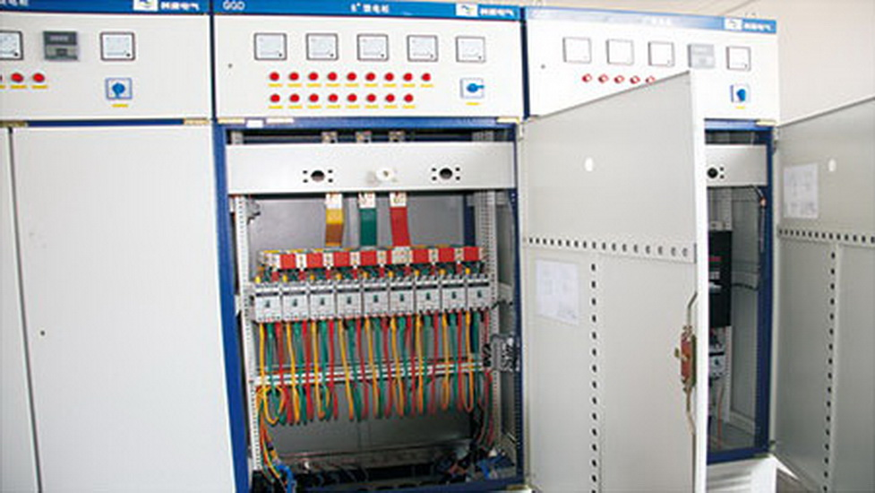 電氣控制系統安裝
