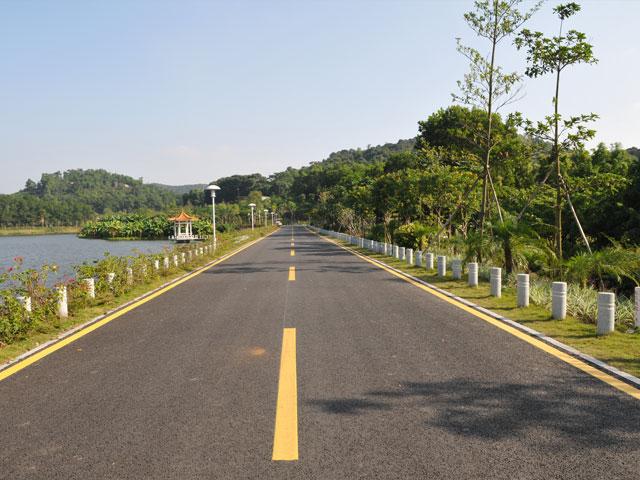 麒麟山片區市政配套設施工程