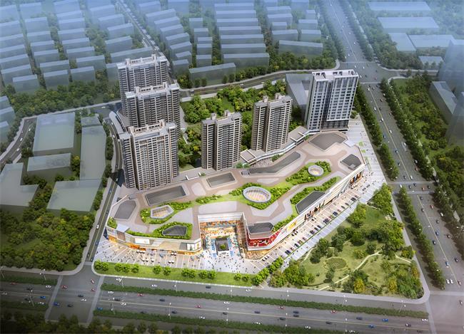 龙湖春江郦城项目