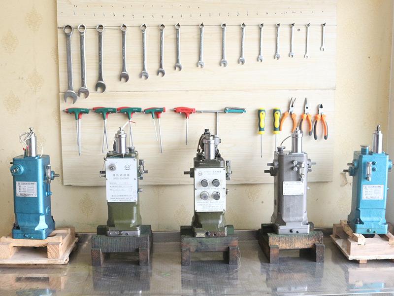 各種型號調速器