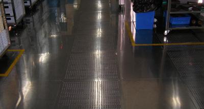 鋁合金高架地板工程圖