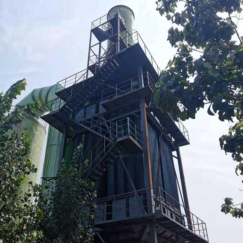磚廠濕電除塵器