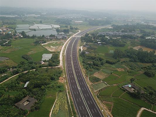 工程監理-雙流區黃龍溪片區道路建設項目工程——岷東大道雙流段