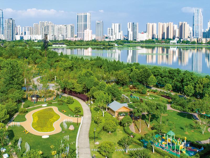 武漢沙湖公園
