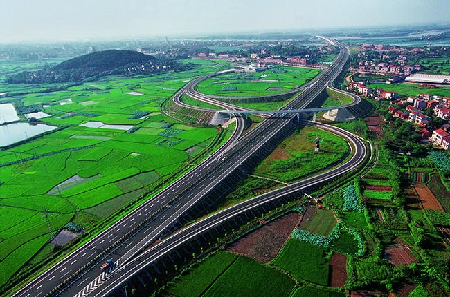 京珠國道湖北段