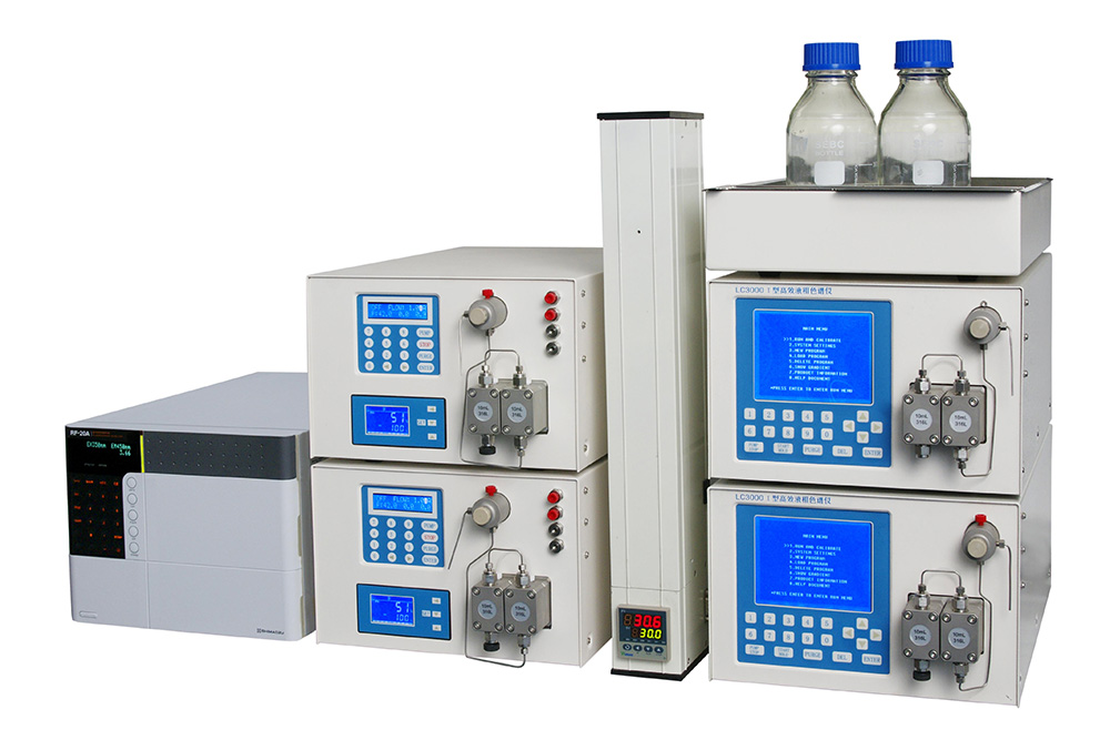 LC3000-PCD柱后衍生分析系統