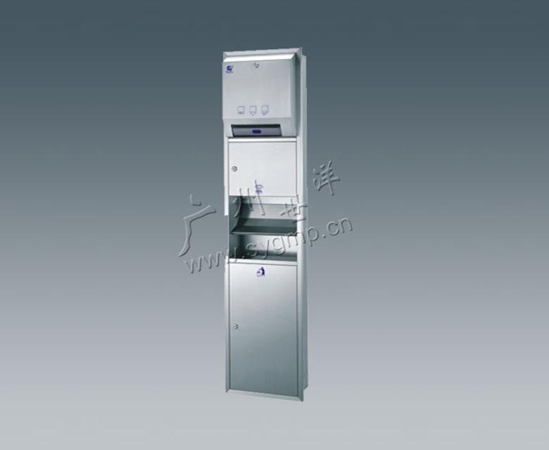 干手器組合柜(嵌裝式)