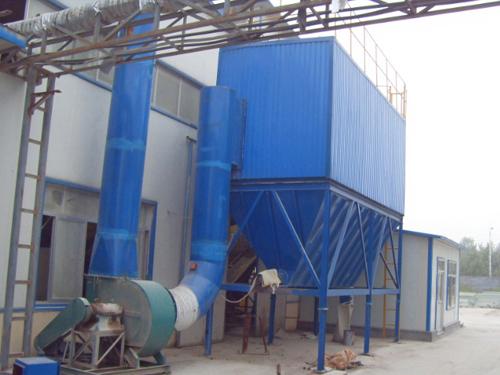 TFC、GFC、DFC型反吹風布袋除塵器