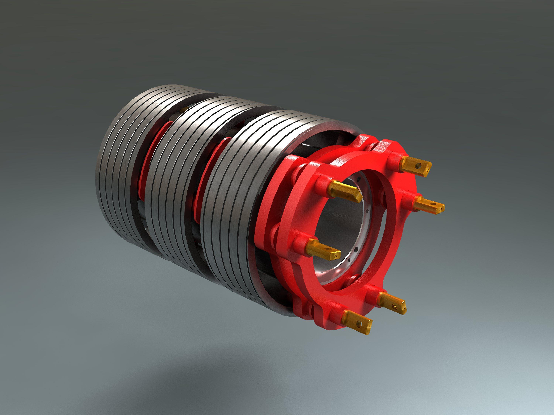 發電機集電環