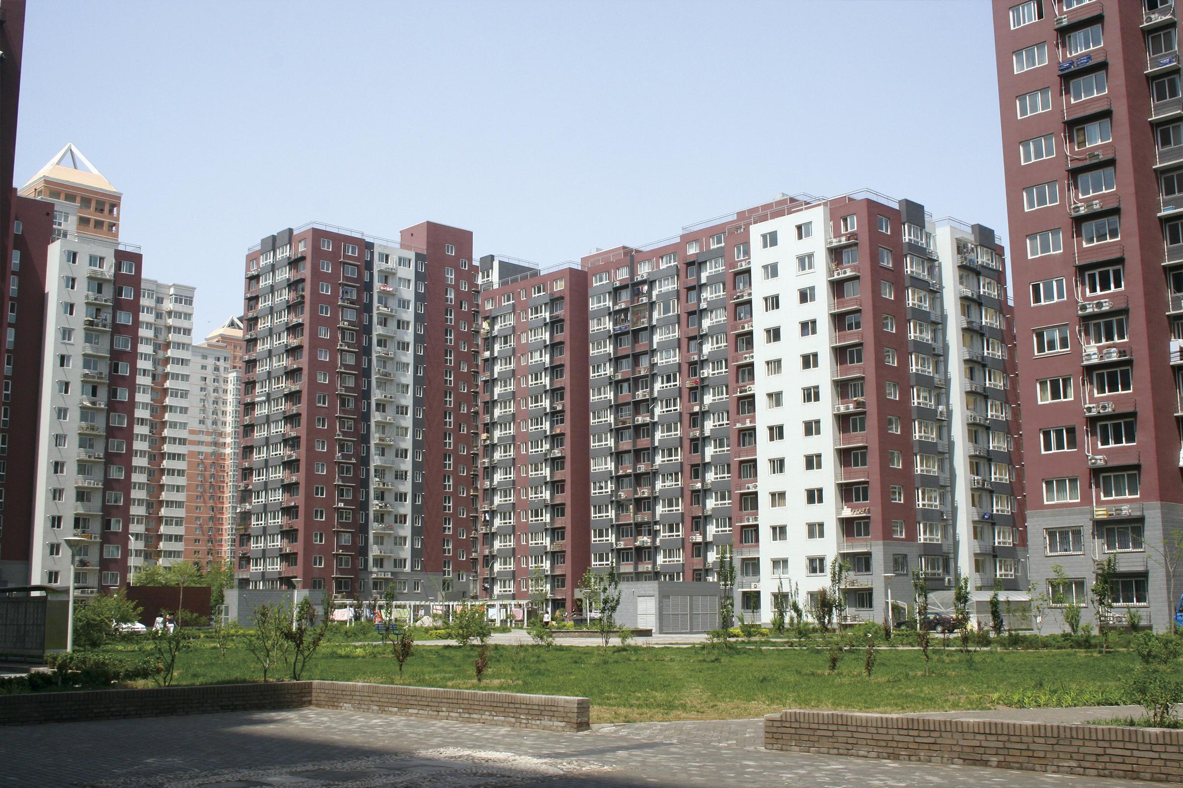 北京世纪风景住宅小区
