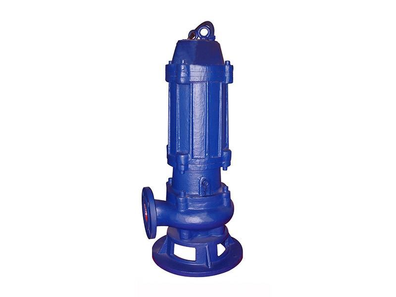 JYWQ型自動攪勻潛污泵