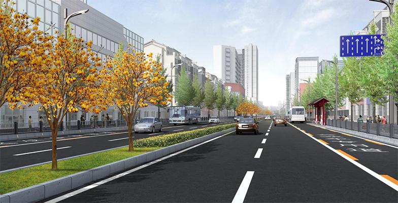 工程監理-一環路道路綜合整治工程