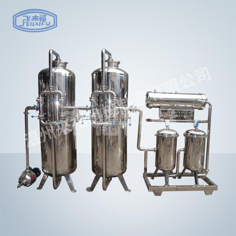 10噸小時簡易水處理設備