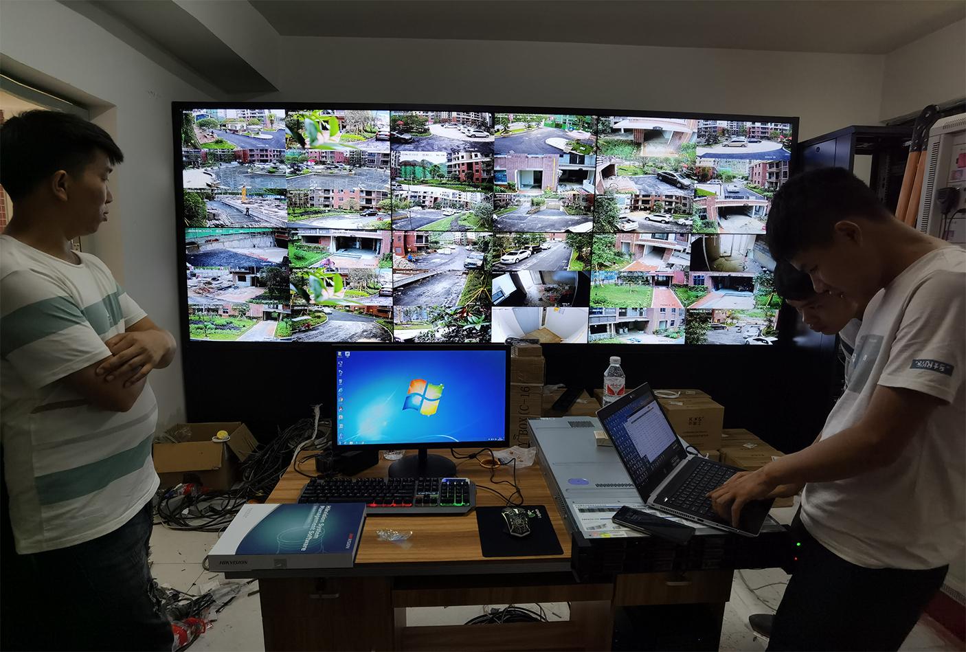 监控系统工程