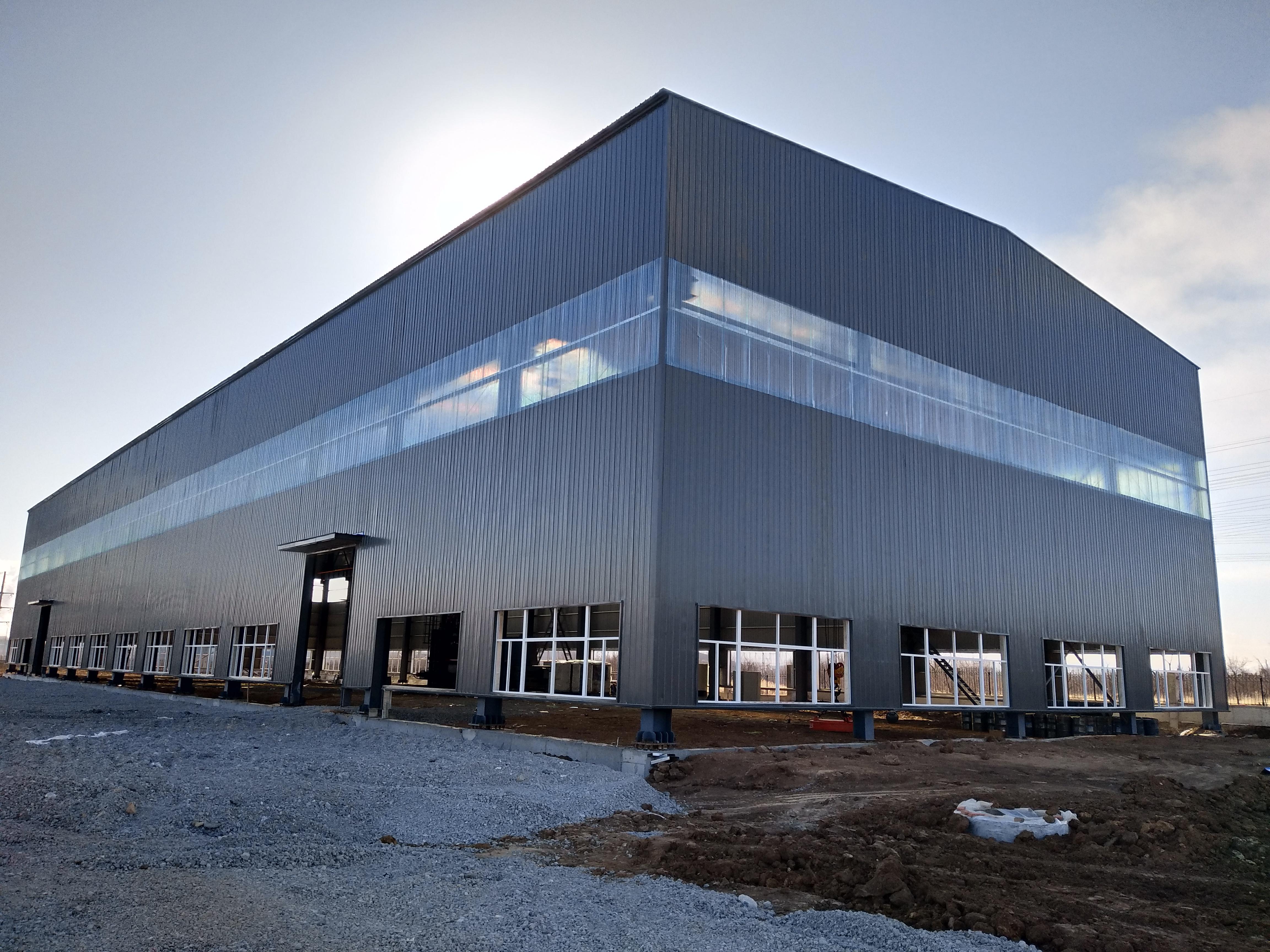 2020年度-齊齊哈爾富拉爾基廠房