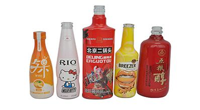 上海沛鹏套标机用在酒水行业