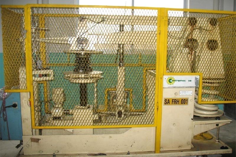 法國產懸架彈簧專用疲勞試驗機