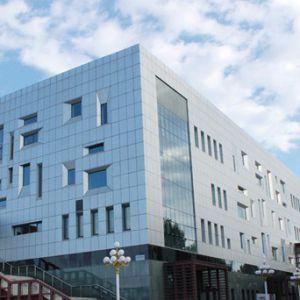 北京航空航天大學沙河校區實驗樓外立面改造項目