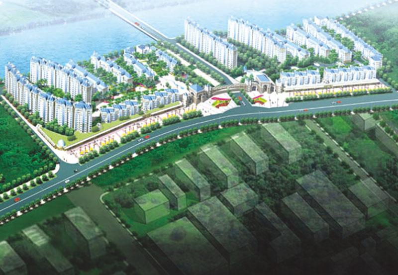大連新豪都房地產投資有限公司世紀英倫項目