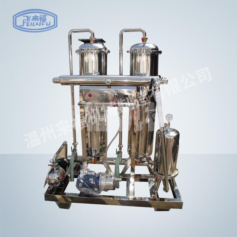 1噸/小時簡易水處理設備