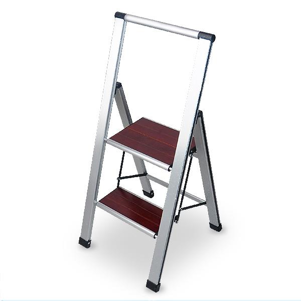 豪華木踏梯(升級版)FX-0102T