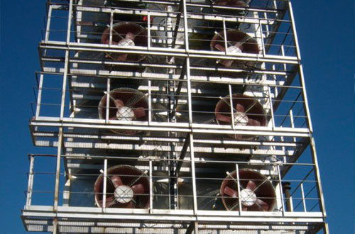 JLQ型強制風冷多管冷卻器