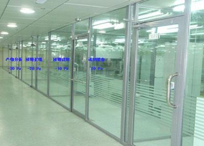 通透型的PCR实验室