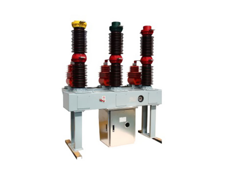 LW8A-40.5(CT)(智能式)户外交流高压六氟化硫断路器(外置CT)