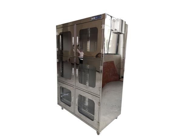 智能物聯BLAN-N2000鏡面氮氣柜