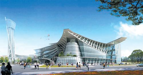 山东潍坊文化艺术中心