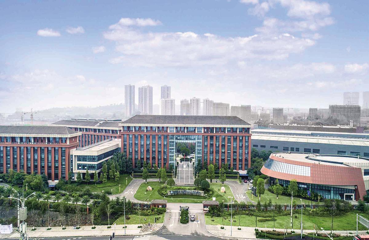 中国汽研院双桥科技产业园项目(A区)