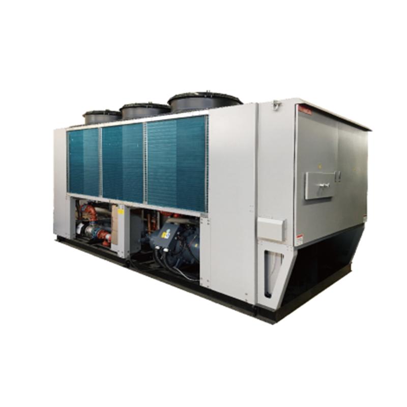 風冷螺桿式熱泵機組