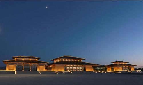 敦煌丝绸之路国际会展中心