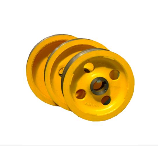 17CT曳引輪