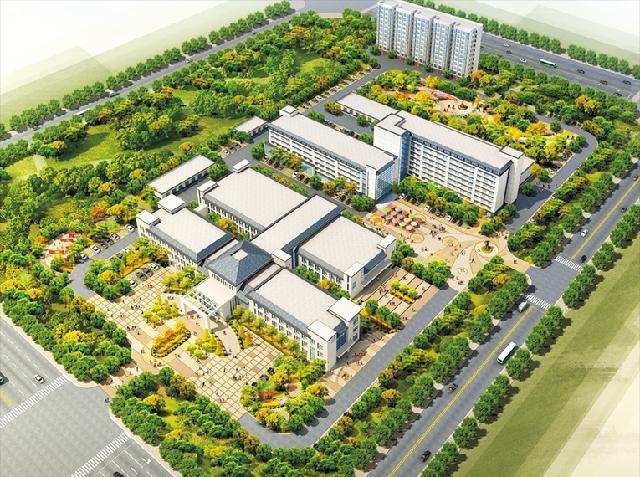 修武县人民医院景观设计