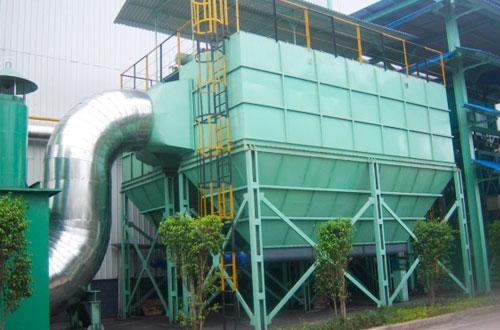 LFGM氣箱脈沖袋式除塵器