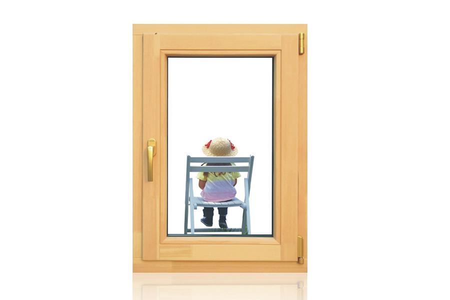 集成材純木門窗
