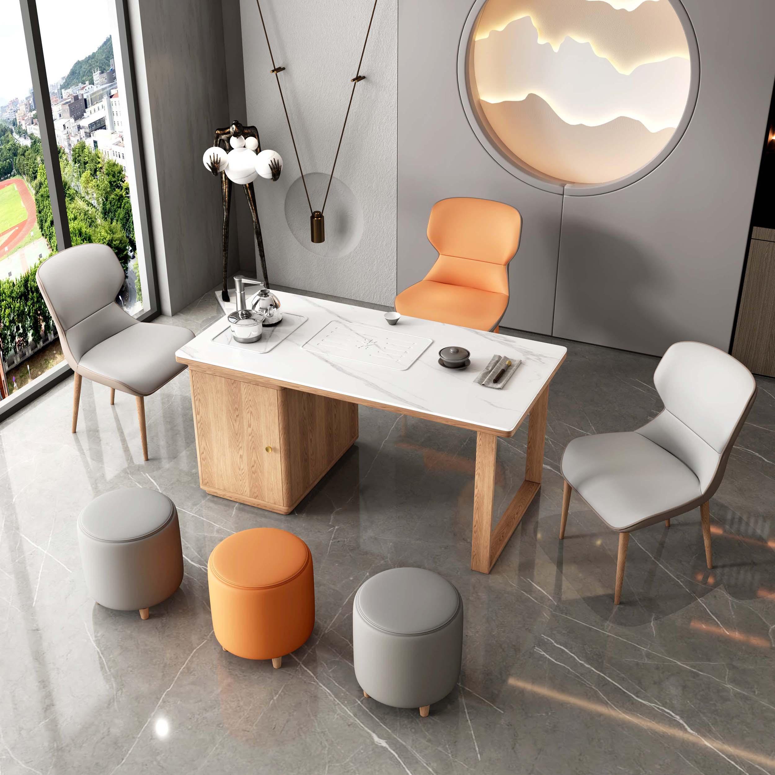 白蜡木诧寂系列---桌椅