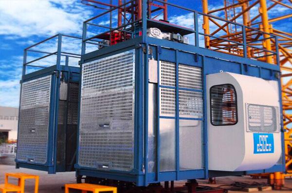 SC200/200施工升降機(升級款)