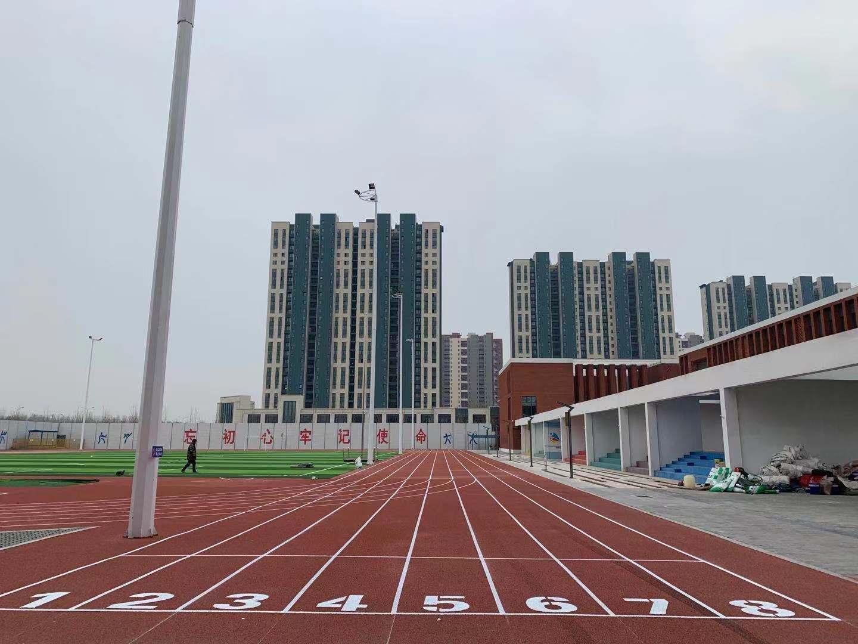 固安县郦湖小学