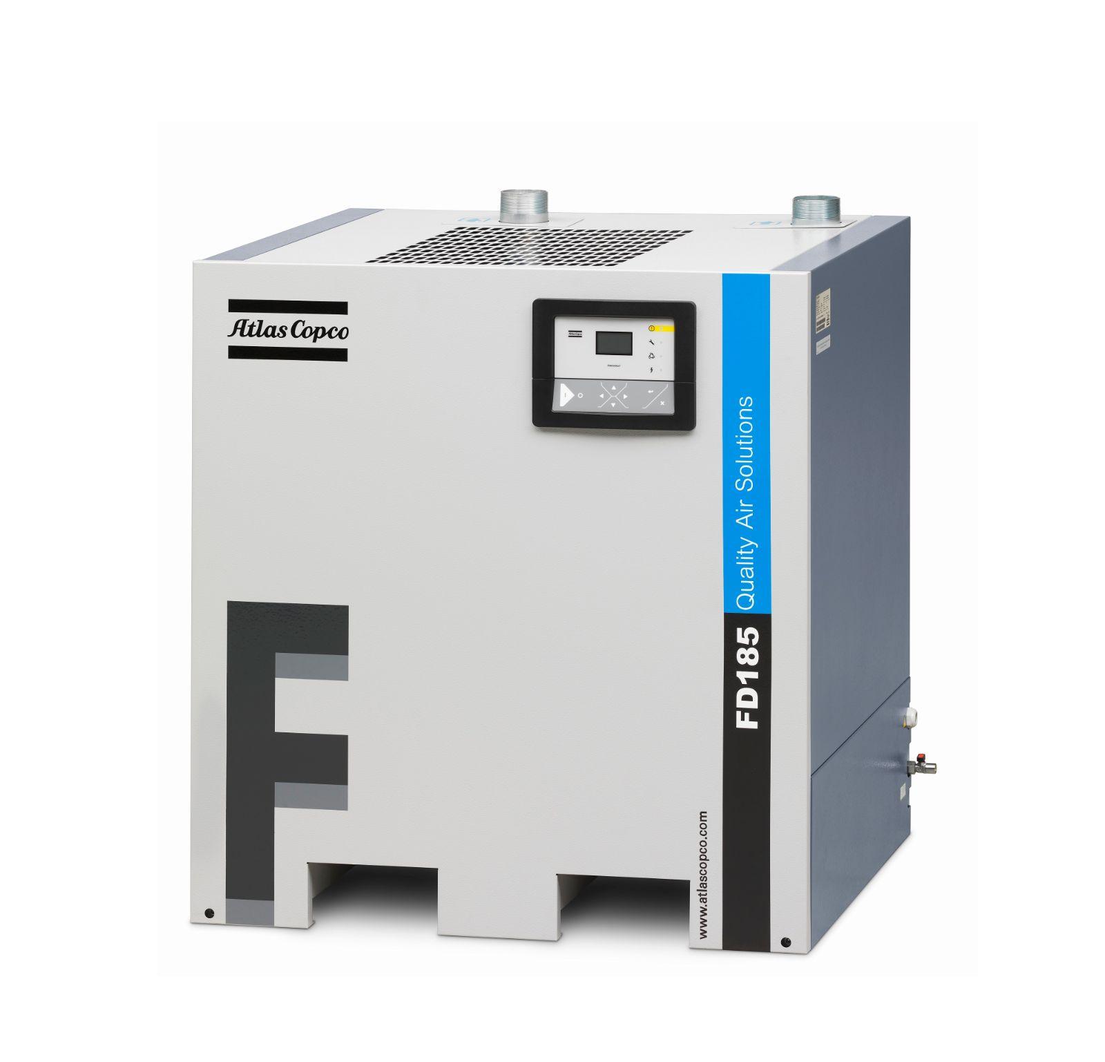 FD 高溫智能冷凍式干燥機