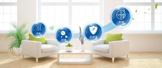 室内环境净化哪些空气污染物?