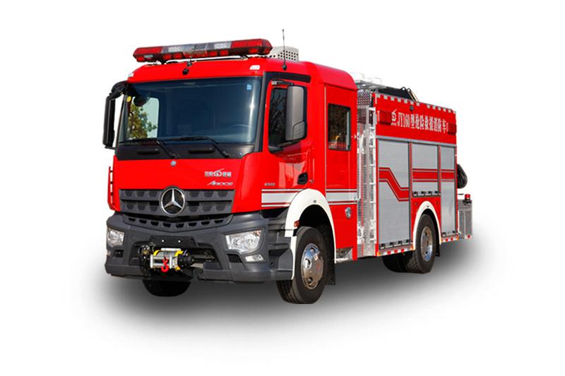 JY160搶險救援消防車