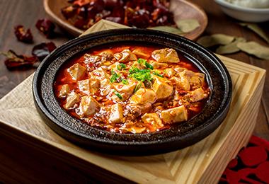 網站-麻婆豆腐