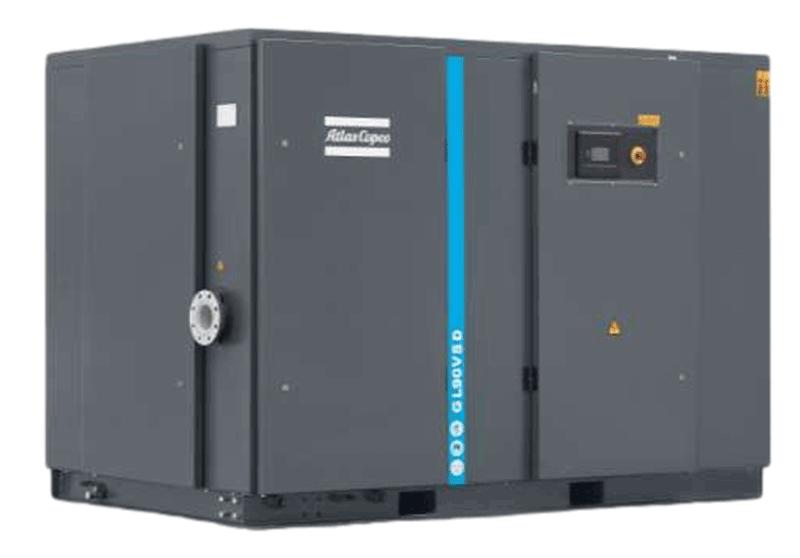 永磁變頻空壓機潤滑油進水處理方法
